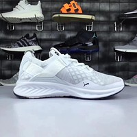 PUMA Ignite Evoknit Lo Pavement Woman Men Sneakers Sport Shoes