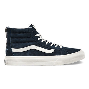 Scotchgard SK8-Hi Slim Zip | Shop Womens Shoes at Vans