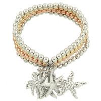 Mother of the Sea Stretch Bracelet