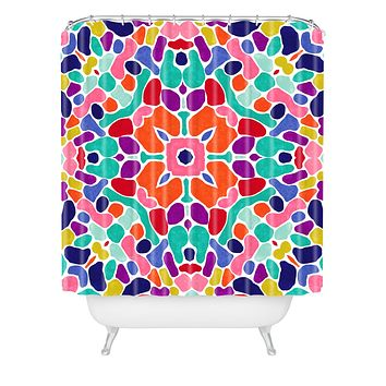 Jacqueline Maldonado Boho 1 Shower Curtain