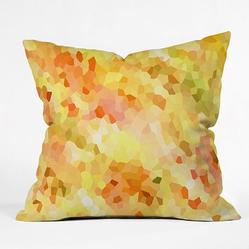 Rosie Brown Citrus Blend Throw Pillow