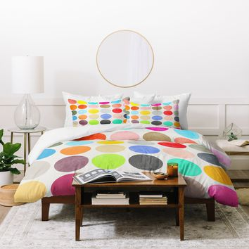 Garima Dhawan Colorplay 1 Duvet Cover