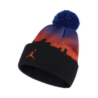 Jordan XX9 Pom Knit Hat, by Nike (Black)