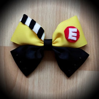 Wall E Inspired Disney Pixar Robot Hair Bow