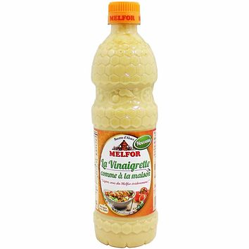 Melfor Vinaigrette, 16.9 fl. oz. (499ml)