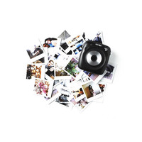 Fujifilm Instax Square Film SQ10 Instant Photos White