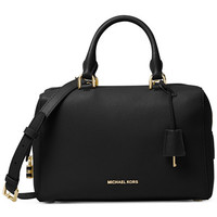 MICHAEL Michael Kors Kirby Medium Satchel - Handbags & Accessories - Macy's