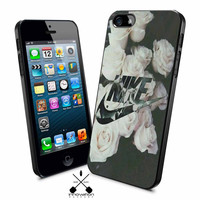 Nike Flower Rose iPhone 4s iphone 5 iphone 5s iphone 6 case, Samsung s3 samsung s4 samsung s5 note 3 note 4 case, iPod 4 5 Case