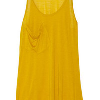 Kain Classic modal and silk-blend tank – 55% at THE OUTNET.COM