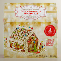 Whimsical Gingerbread House Kit