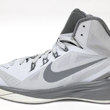 Nike Youth's Hyperdunk 2014 GS Grey Basketball Shoes 654252 020