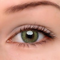 EyeDream® Eye Circle Lens Real Khaki Colored Contact Lenses