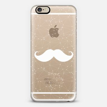 Galactic Stache iPhone 6 case by Allison Reich | Casetify