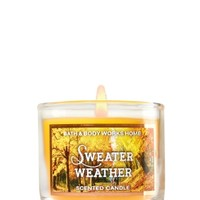 Mini Candle Sweater Weather