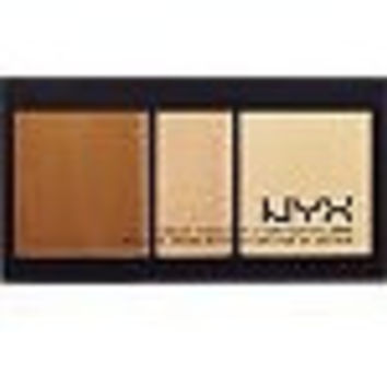 NYX Cream Highlights and Contour Palette