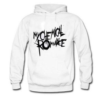 My Chemical Romance Men and Women hoodie trendis.