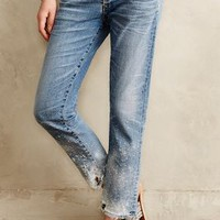 Citizens of Humanity Emerson Boyfriend Jeans Splattered