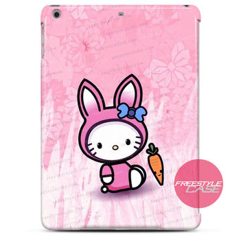 Hellow Kitty Rabbit iPad Case Case Cover Series