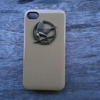 Iphone 4/4S case - iPhone 5 Case- mockingbird iphone 4 case