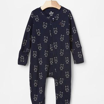 Gap Baby Favorite Footed Bear One Piece