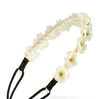 Minimalist Flower Crown Headband
