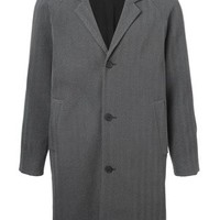 Christopher Kane Herringbone Coat - Wrong Weather - Farfetch.com