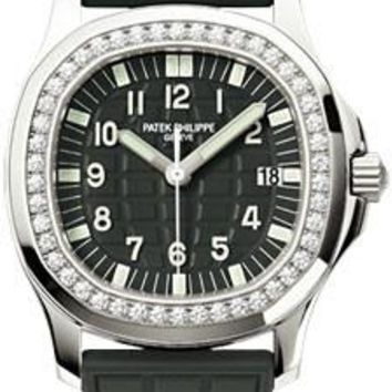 Patek Philippe - Aquanaut Ladies - Stainless Steel