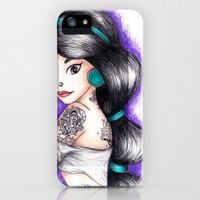 Jasmine iPhone Case by Krista Rae | Society6