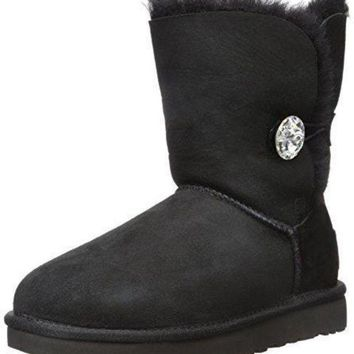 DCCKGQ8 UGG Women's Bailey Button Bling Winter Boot