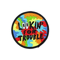Lookin' For Trouble Patch