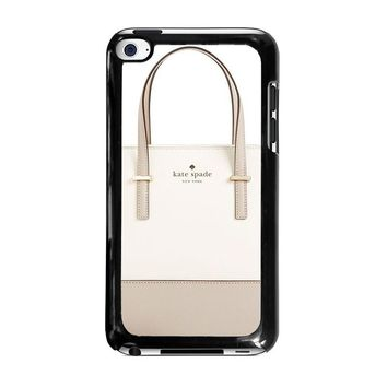KATE SPADE NEW YORK TOTE iPod Touch 4 Case Cover