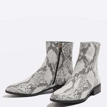 KLASH Snake Boot - Ankle Boots - Shoes