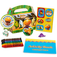 Dinosaur Train Party Favor Box