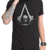Assassin's Creed IV: Black Flag Logo T-Shirt