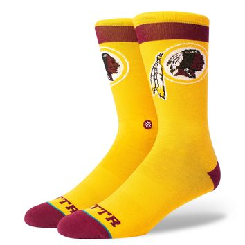 Washington Redskins HTTR Mens Socks