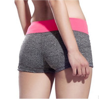 Women's Fashion Sports Yoga Gym Sexy Casual Shorts [10604230991]