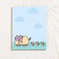 Spring Showers notepad