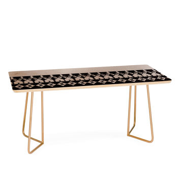 Viviana Gonzalez Black and white collection 04 Coffee Table