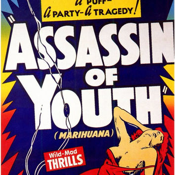 Assassin of Youth 11x17 Movie Poster (1937)