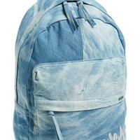 Junior Women's RVCA 'Scout' Denim Backpack