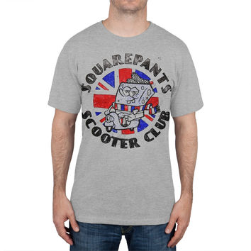 Spongebob Squarepants - British Scooter Club T-Shirt