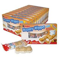 Kinder Happy Hippo - Hazelnut
