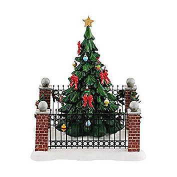 Department 56 Christmas in the City Village City Town Tree Accessory, 5.87""