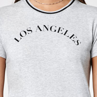 Kendall & Kylie Los Angeles Short Sleeve T-Shirt at PacSun.com