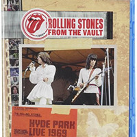 Rolling Stones: From The Vault - Hyde Park 1969 Blu-Ray
