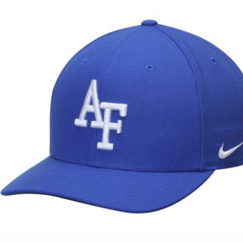 Air Force Falcons Nike Dri-Fit Wool Classic Adjustable Hat