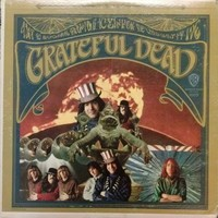 The Grateful Dead - The Grateful Dead - New and Used Vinyl, CD and Cassette | Reverb LP