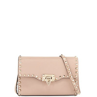 Valentino Garavani Rockstud Medium Leather Shoulder Bag