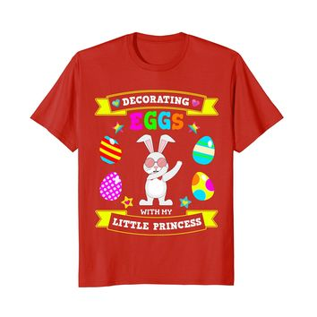 Dabbing Easter Bunny T-Shirt for Mom & Dad Parents