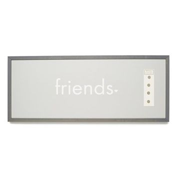 Petal Lane 'Friends' Magnet Board